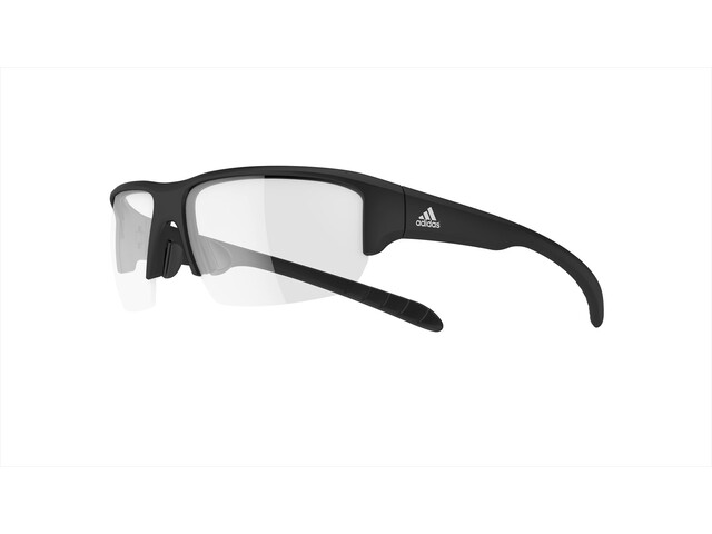 adidas Kumacross Halfrim Glasses black matt/vario